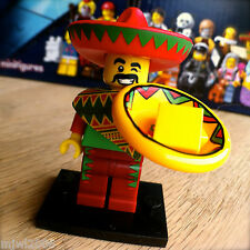 THE LEGO MOVIE Minifigures TACO TUESDAY GUY #12 SEALED Minifigs Series 71004