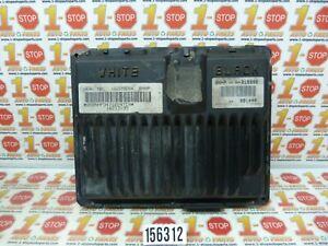 1997 98 CHEVROLET PICKUP 1500 ENGINE COMPUTER MODULE ECU ECM 16229684 BNHP OEM