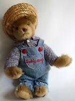 Beverly Port for Gorham Time Machine Teddies Teddy Boy Bear Musical 1986