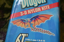 "3-D Flying Dragon 67"" Wingspan Kite X Kites"