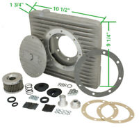 EMPI 17-2871 NARROW SUMP KIT 1 QT OIL SUMP PLATE & FILTER VW BUG GHIA BUS BUGGY