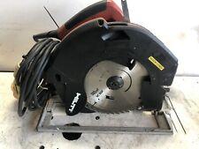 Hilti WSC 85 Circular Saw, 110 Volt