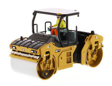 Caterpillar Cat CB13 Tandem Vibratory Roller-Rops with ROPS 1/50 By DM 85594 Car