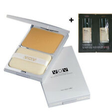 LG VOV Two Way Cake #21 Natural Beige 11(Main) +11g(Refill) +2gifts K-Beauty Kor
