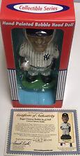 MLB PLAYERS CHOICE  ROGER CLEMENS  BOBBLEHEAD / NEW !!! New York Yankees NY