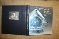 Sammlerbuch Fayencen, Keramik des Rokoko, Töpfer, Keramiker, Dekore, Techniken