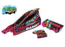 Traxxas Bandit Hawaiian Graphics Body Painted with Decals TRA2449