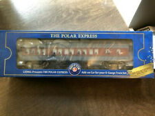 LIONEL 6-36875 The Polar Express Conductor Announcement Coach