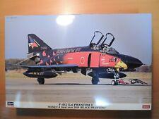 Hasegawa 1/48 F-4EJ Kai PHANTOM II `302SQ F-4 final year 2019'  BLACK PHANTOM