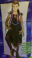 Enchantress Girls Halloween Costume - Style# 883113 - Medium:8-10 - Rubie's-New