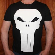 classic punisher logo  symbol t-shirt skull