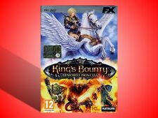 KING'S BOUNTY ARMORED PRINCESS PC NUOVO SIGILLATO!  VERSIONE ITALIANA!