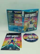 Just Dance 2018 videogioco per Nintendo Wii U funzionante italiano gioco usato