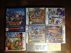 Lot Dragon Quest ⑤⑥⑦⑧⑨ DS + Heroes PS4
