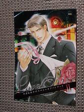 Love Prize #2 (Finder Series) Japan yaoi manga promo Art Book Ayano Yamane