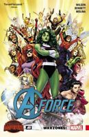 A-Force Volume 0: Warzones! TPB, Marguerite Bennett,G. Willow Wilson, Excellent