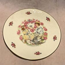 Royal Doulton Valentines Day Collectable Plate