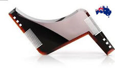 Beard Shaping Comb and Template - All in One