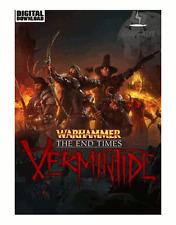 Warhammer end times vermintide Steam key PC Game código nuevo global envío rápido []