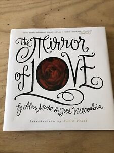 The Mirror of Love by Alan Moore (2004, Hardcover)