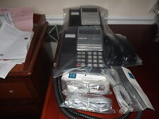 QTY (10) Fujitsu DT12D- SPEAKER - 12 Btn PHONE  for F9600 & others - REFURB.