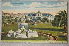"""CPA """" NICE - Jardins des Palmiers et le Casino"""