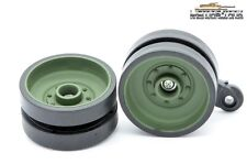 Repuesto PANZER 1:16 LEOPARDO 2A 6 Heng Long 4 Set plástico ruedas