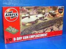 Airfix 1/72 05701 D-Day Gun Emplacement - Model Kit