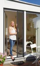 Schellenberg Insektenschutzrollo für Türen - 160 x 225 cm in Anthrazit oder Weiß