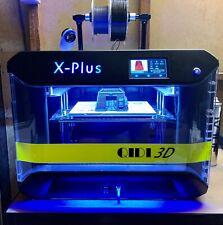 Qidi Tech X-Plus imprimante 3D 3D Printer sous garantie warranty 05/2020