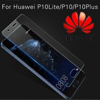 For Huawei P10 Lite Tempered Glass Screen Protector Film Guard 9H Real Premium