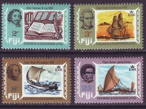 Fiji 1970 SC 297-300 MNH Set Explorer