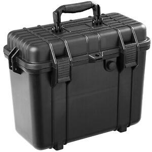 Universalkoffer Schutzkoffer Transportbox Outdoor Case mit Schaum wasserdicht