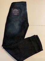 PD&C Paper Denim Cloth Men's Slim Straight Jeans NWT 32X30 New with Tags Sam