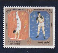 New listing Boxing , Gymnastics, Olympic Munichen 72,