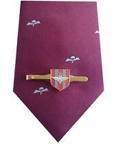 Parachute Regiment Tie & Parachute Regiment Tie Clip Set q138 v1