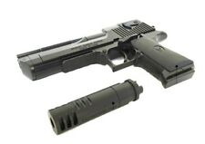 Plastic Toy Gun Desert Eagle Building Block m1911 Airsoft Pistol Mini Sniper Toy