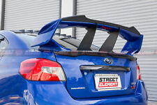 SE V2 Style Rear Trunk Spoiler For 2015-2020 Subaru WRX/STI VA (GLOSS BLACK) NEW
