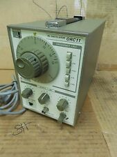Kikushi Rc Oscillator Orc11 600 Ω Ohms 90-253 Volt Used