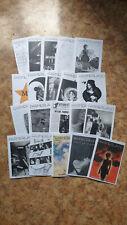 Mylene Farmer collection complète de fanzines ukrainiens de 2000-06. 20 numéros