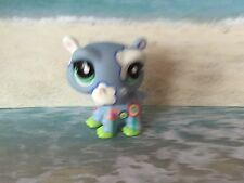 LITTLEST PET SHOP LPS TATOO POST CARD BLYTHE HIPPO  # 1850