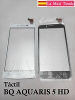 """Pantalla Táctil """"Bq Aquaris 5HD"""" Color Negro Cristal 5 HD Tactil Fnac"""