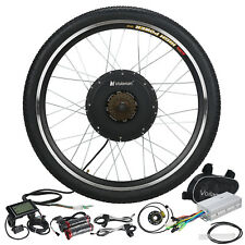 48V Electric Bicycle Bike Motor Conversion Kit 1000W 26