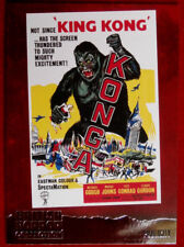 BRITISH HORROR COLLECTION - PAUL STOCKMAN - KONGA! - FOIL Card F12