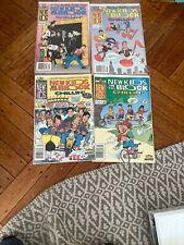 Harvey Comics New Kids On The Block Chillin' 1-4