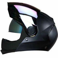 Steelbird Air Sba-2 Dual Visor Full Face Dashing Black Motorcycle Helmet-Large