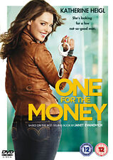 DVD:ONE FOR THE MONEY - NEW Region 2 UK