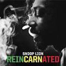 Snoop Lion - Reincarnated (deluxe Version) NEW CD