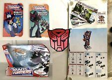 Transformers Animated / Kre-O Lot