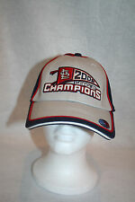 STL Cardinals 2006 League Pennant Champions Blue Gray Baseball Cap Fit stretch